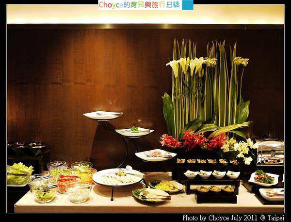 (台灣好好味) 台北商旅大安館早餐文