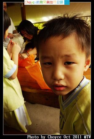 (生活記錄) 3Y9M子鈞:我會怕