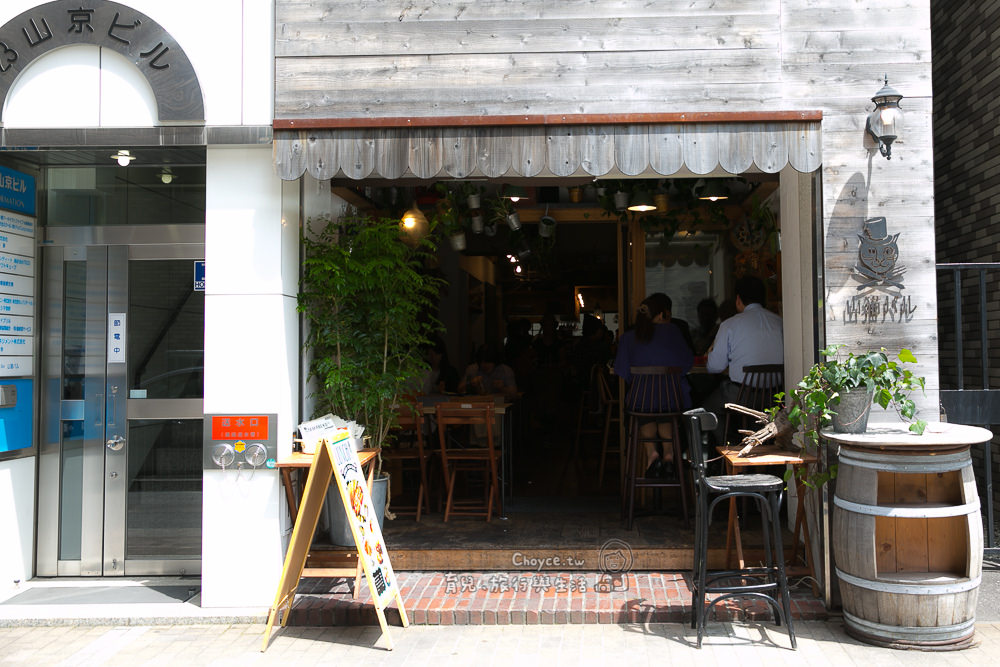 美食餐廳推薦 山貓Bar 巴黎小清新餐酒館 札幌車站與時計台附近 食いしん坊の多い料理店   山猫バル