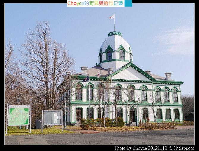 (日本北海道) 處處風景如畫 你我也能穿越時空@札幌開拓之村