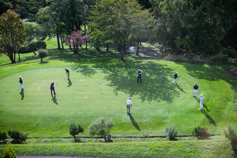 北海道打小白球 栗山町住宿 標準比賽用地 LPGA指定高爾夫球場 シャトレーゼカントリークラブ 札幌 栗山查特萊斯高爾夫球場和溫泉度假酒店 (Chateraise Golf and Spa Resort Hotel Kuriyama)
