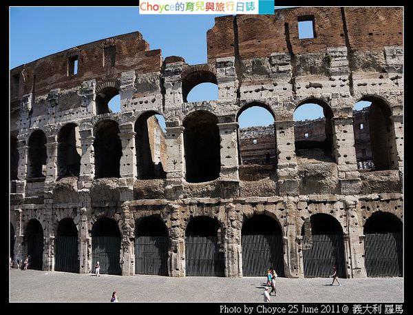 (歐洲) 我在義大利有所感