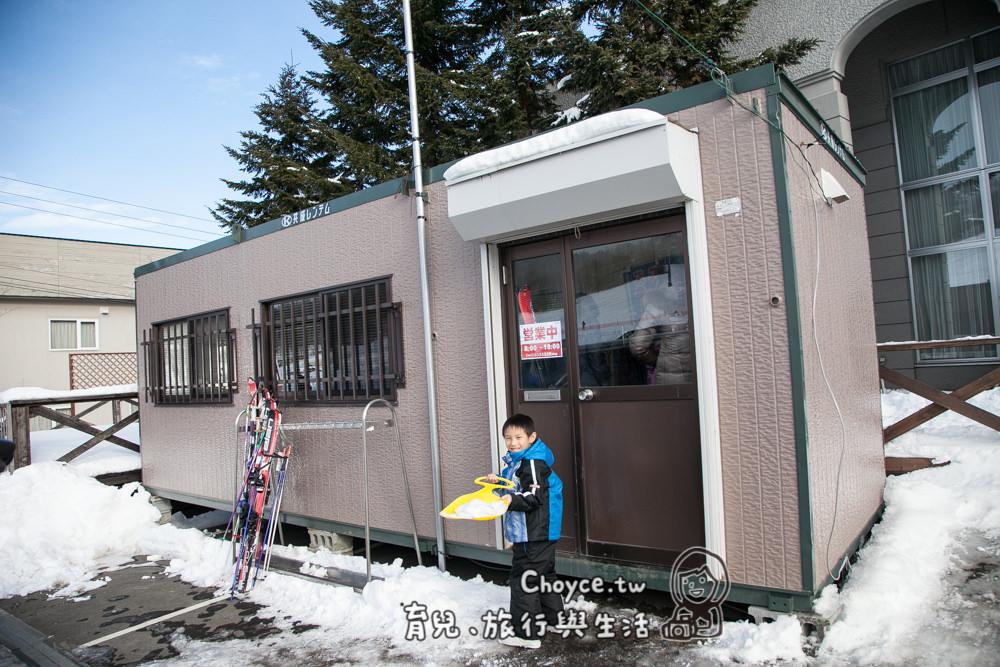 富良野滑雪場 小小滑雪達人 家族專屬教練(英語)雪具裝備洽租@ホテルナトゥールバルト富良野自然森林飯店