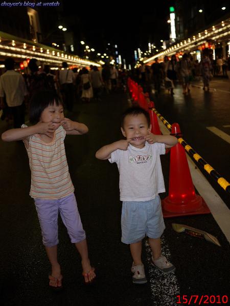 (日本)20100715 京都 祇園宵宵山