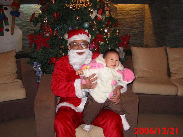 社區的聖誕party