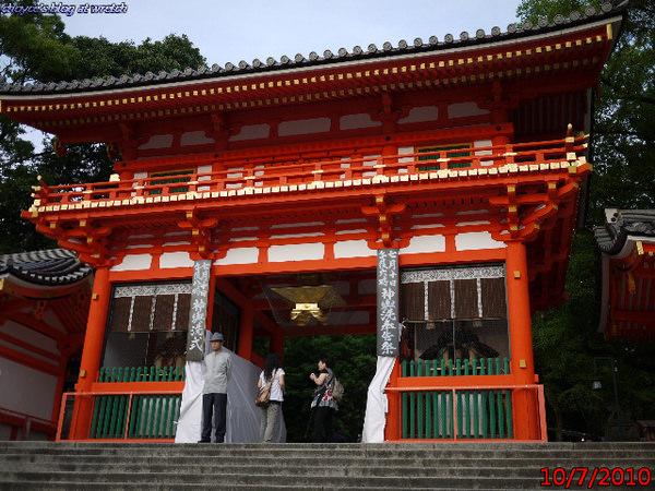 (日本)20100710 京都 祇園祭暖身活動