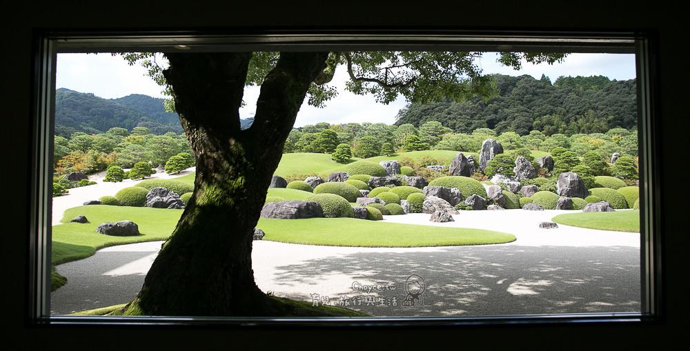 (日本島根縣觀光) 日本最美的庭園造景 美得讓人無法呼吸 島根縣足立美術館