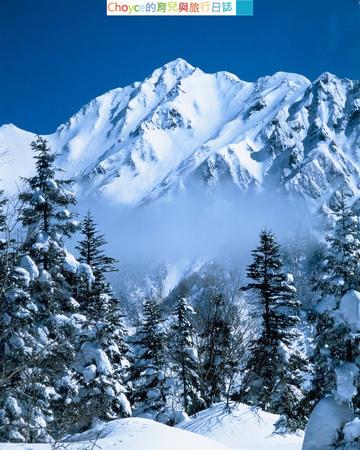 Mt.Nishihodaka-Winter