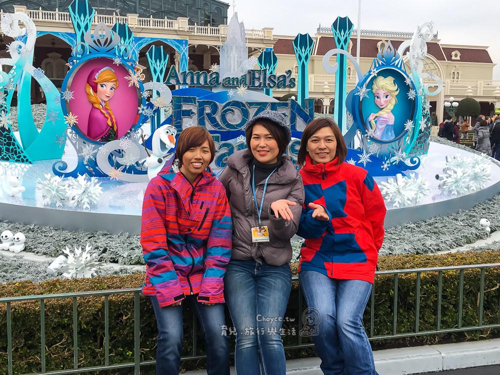 (東京迪士尼樂園) Frozen 冰雪奇緣 冬季特別活動看過來 周邊商品意圖讓人破產啊!