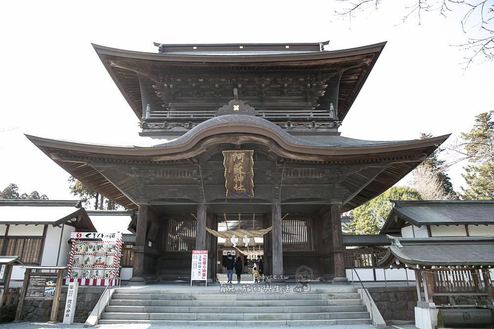 2300年歷史古刹 九州信仰重心 阿蘇神社 日本重要文化財