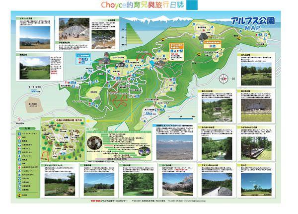 ALPS Map