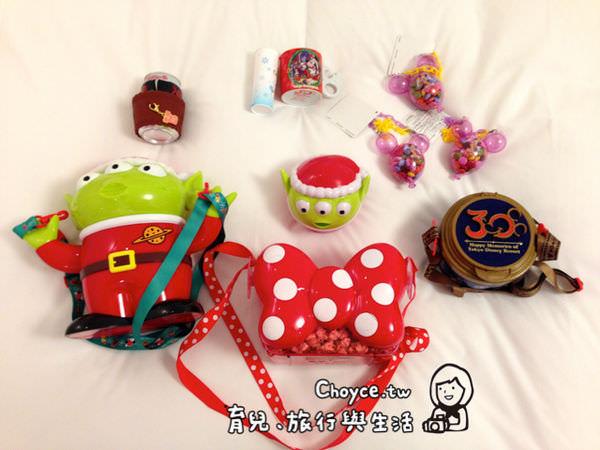 (日本千葉縣) 東京迪士尼度假區  超人氣爆米花桶看過來 東京ディズニーランド