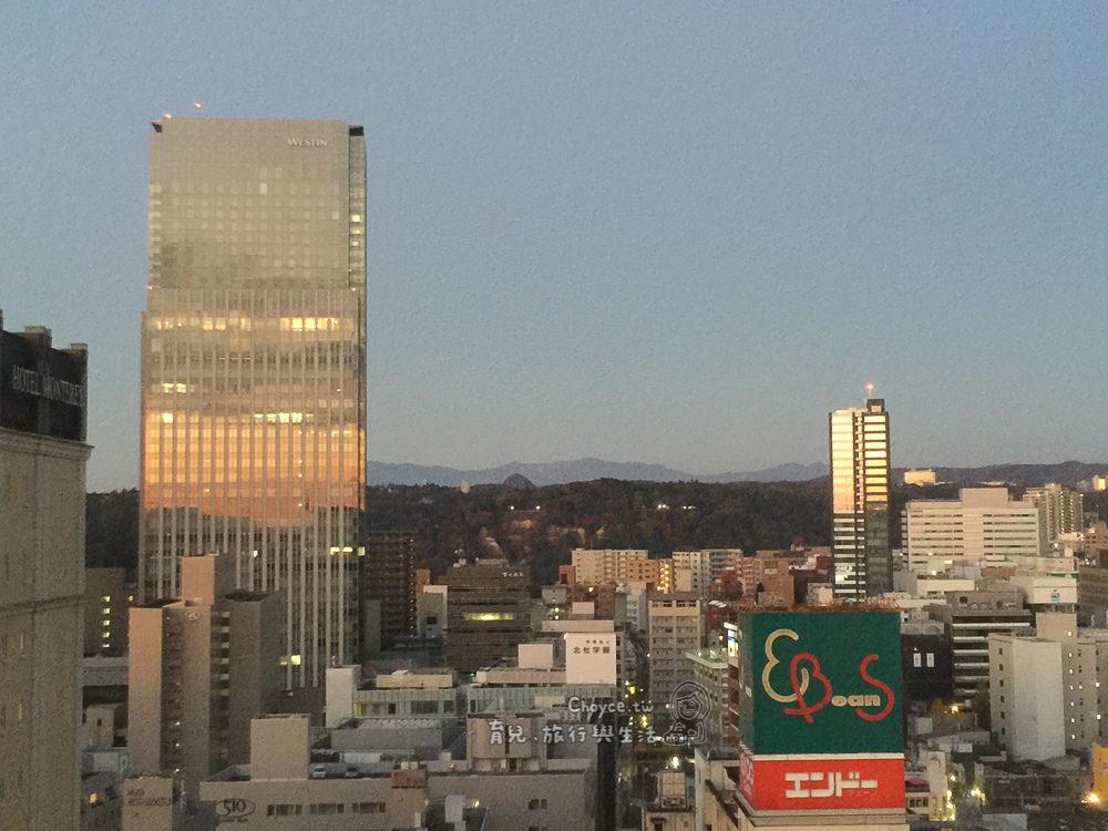仙台住宿推薦 車站前一分鐘!@メトロポリタンホテル仙台 仙台大都會飯店 (Hotel Metropolitan Sendai)