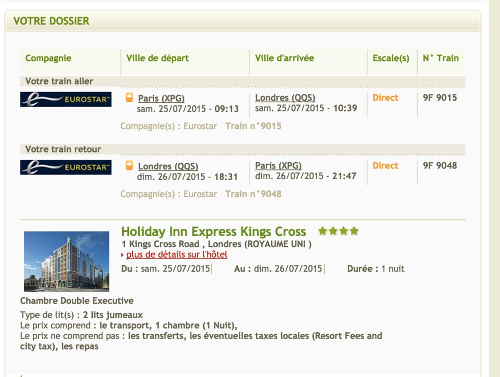 (巴黎Fun暑假) 從巴黎出發,超值 機+酒 or 火車+住宿套裝推薦網站GOVOYAGES 或加入TopCashback返利制度尋找飯店折扣優惠代碼