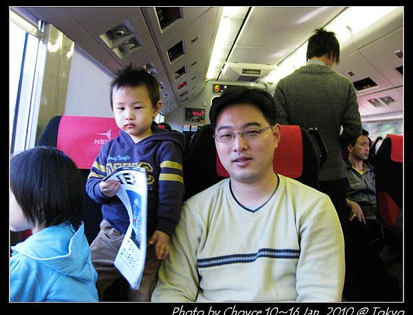 (日本)20101205 母子三人日本鐵道之旅行程表,鐵道活動等搶先發表