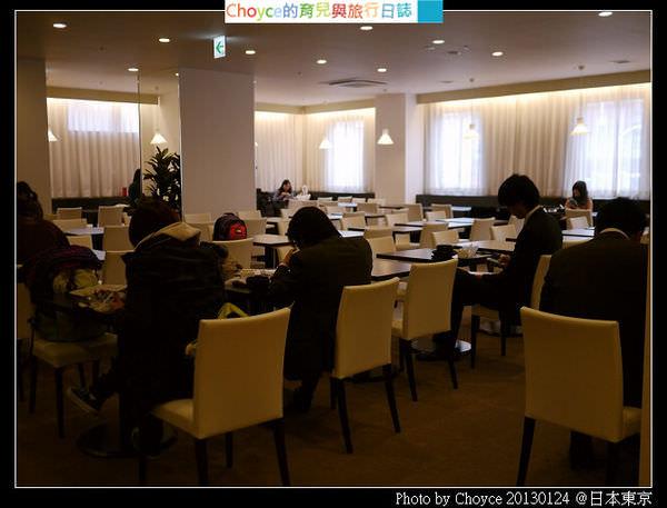 (日本東京都) 台東區上野 住宿推薦 上野公園附近的Candeo Hotel 每天60種超健康又美味的豐富早餐大推薦