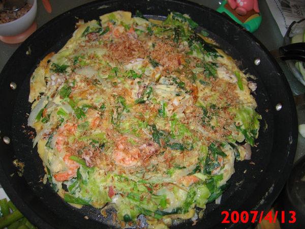 小克廚房 日式煎餅