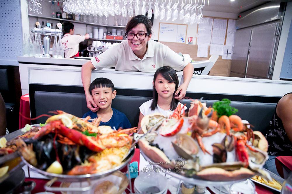 (巴黎Fun暑假) 海鮮吃到怕 在地人口袋清單 大碗超值葡萄牙餐廳 Pedra Alta Bercy 分店