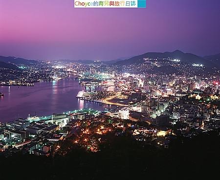 稻佐山夜景(提供_長崎觀光連盟)