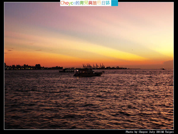(台灣好好玩) 台北淡水小鎮,一日小旅行