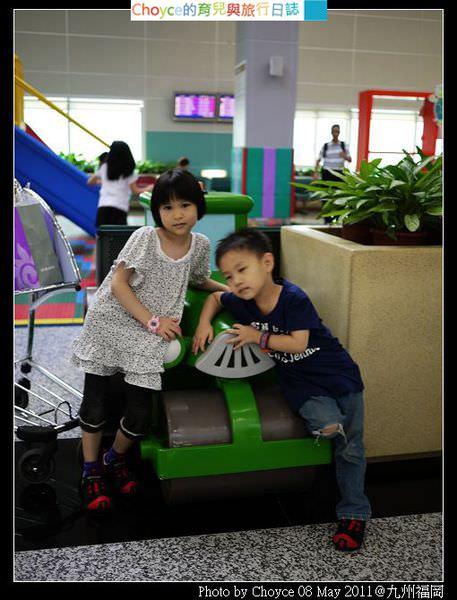(親子遊日本) 加起來還不到9歲的幼幼組背包客-子喬子鈞