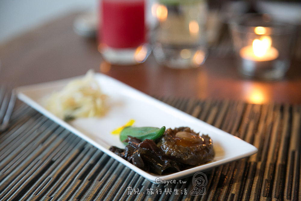 (台灣好好味) 善用當地食材,巧妙整合風土人文也兼顧美觀 牡丹灣私廚上菜,晚餐與午餐,宵夜,24小時點心吧
