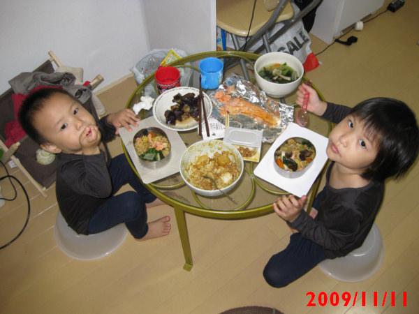 20091111子鈞上演走失記