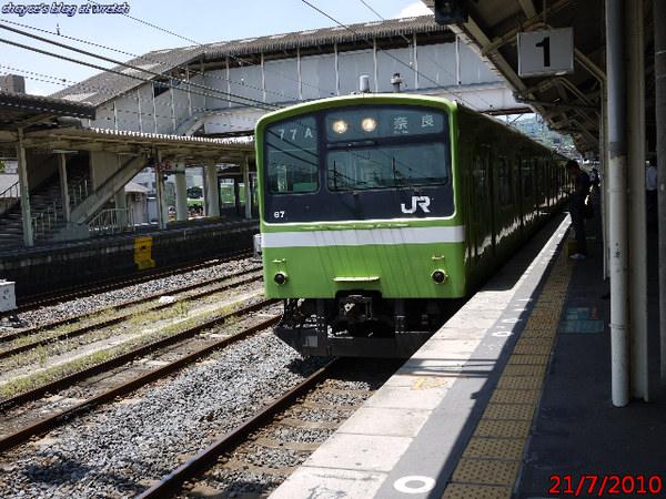 (日本)20100721 奈良 散策